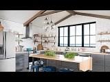 Modern Rustic Farmhouse Kitchen