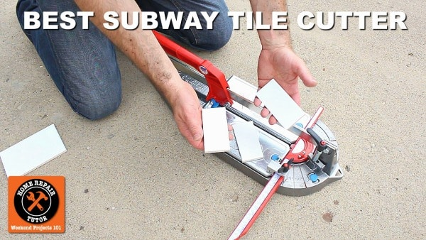 best tile cutter for subway tiles