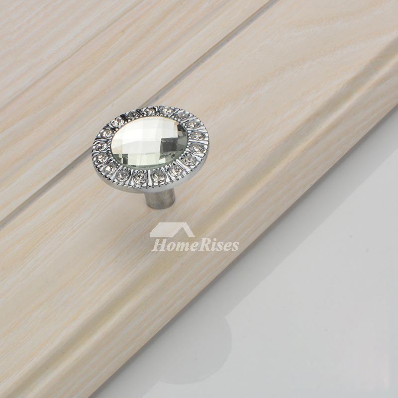 furniture knobs small alloy crystal dresser drawer unique bedroom