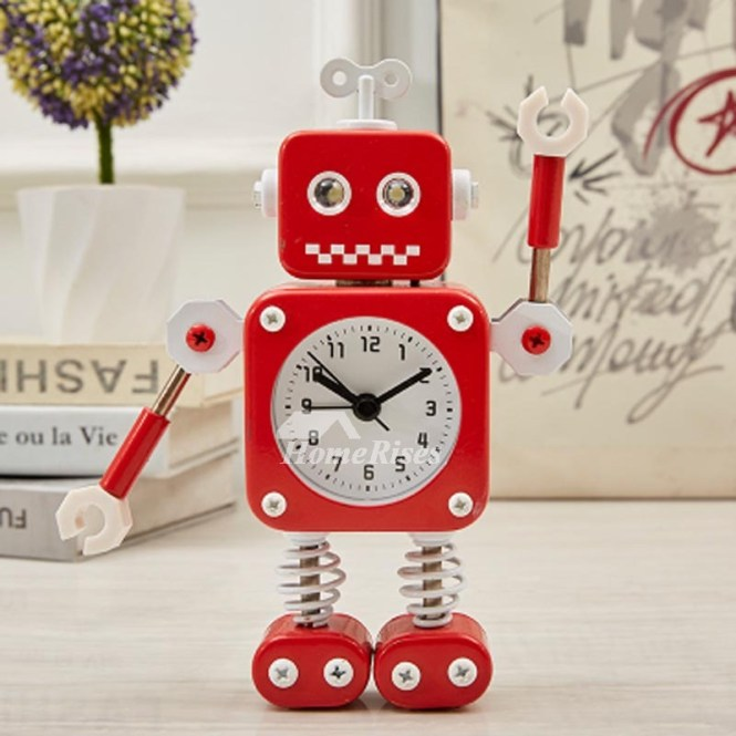 Plastic Metal Free Standing Robot