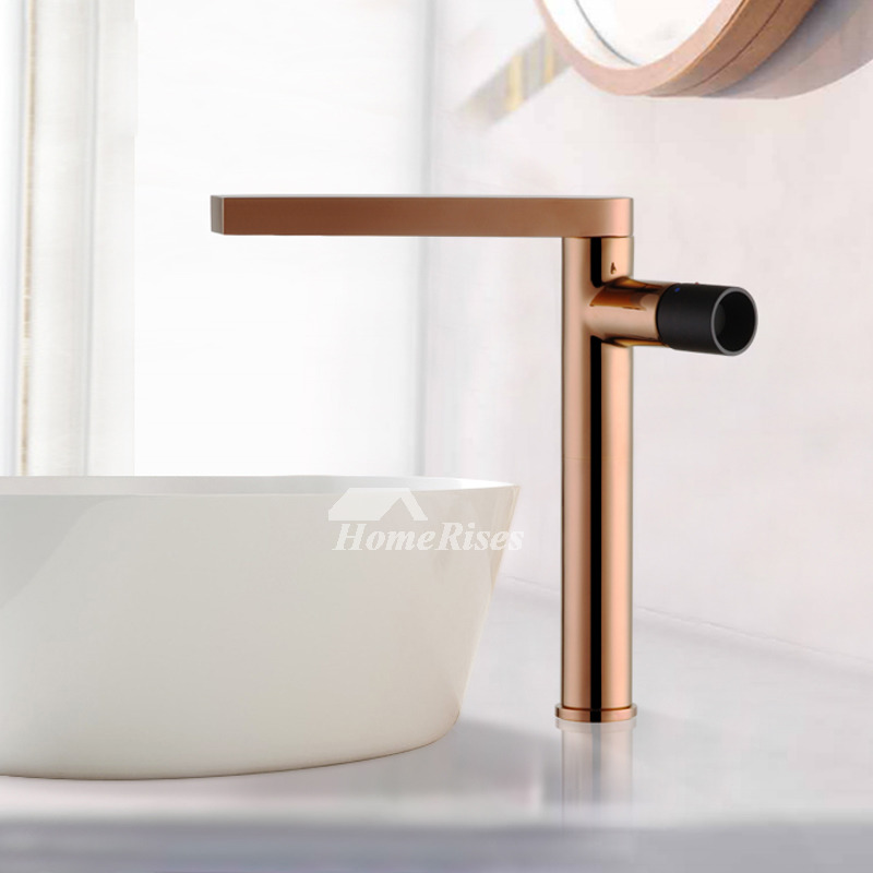 cool bathroom faucets black brown oil rubbed bronze rose gold brass