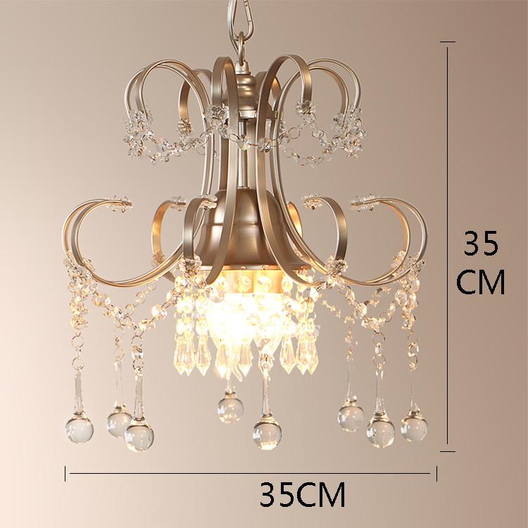 mini chandelier crystal hanging wrought iron lighting fixture best