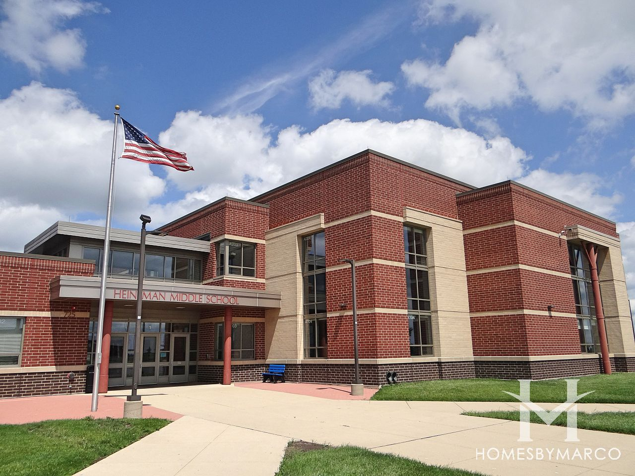 Heineman Middle School In Algonquin Il Homes For Sale