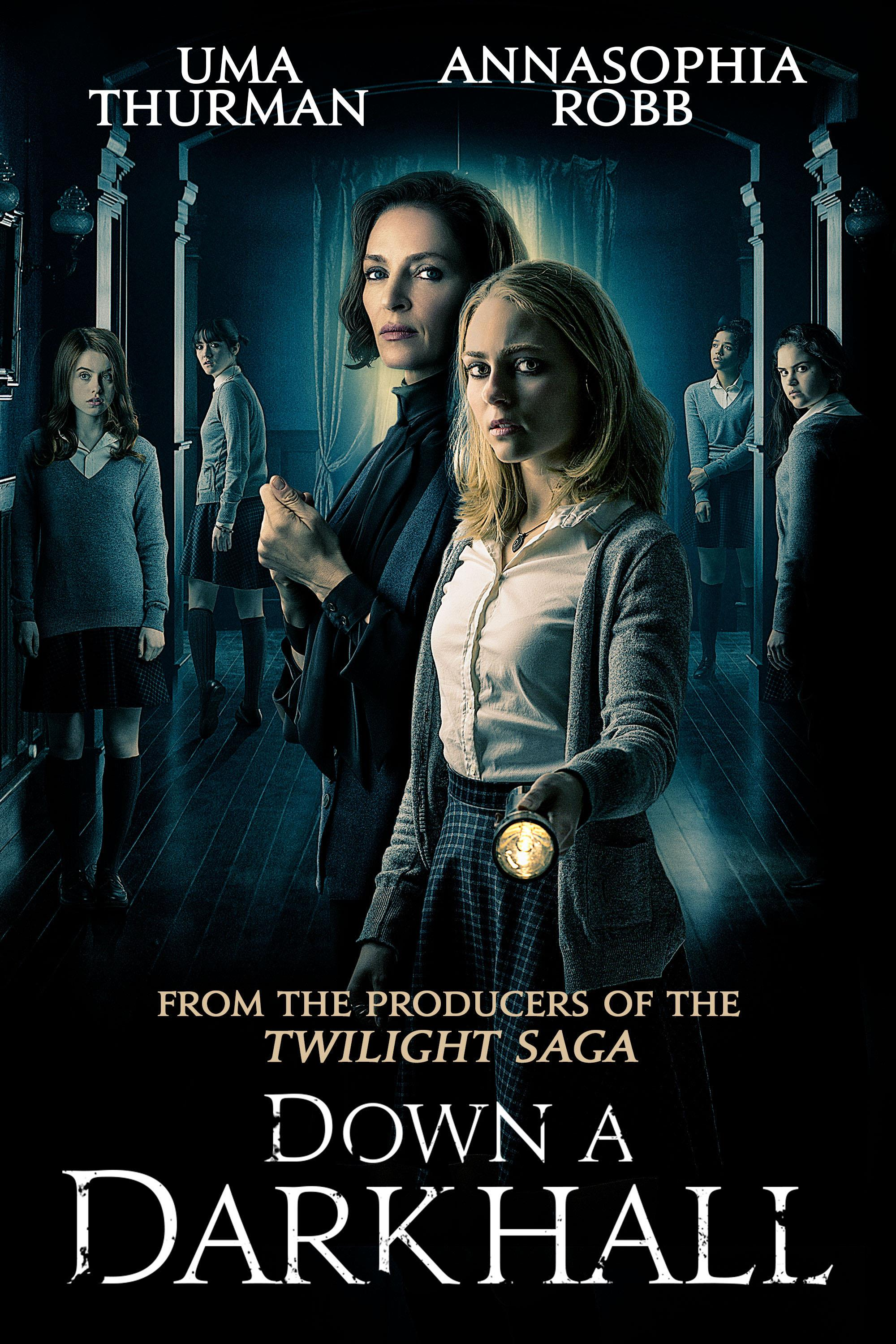 Movie Review Down A Dark Hall Kaylaween S Horror Blog