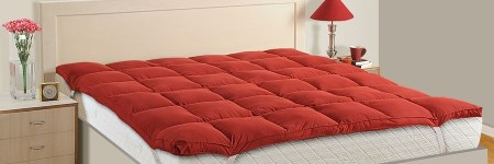 Mattress Toppers  Buy Best Bed Mattress Toppers Online India     Mattress Toppers