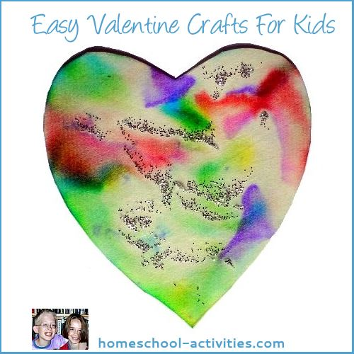 Valentine Crafts For Kids Easy Fun Activities To