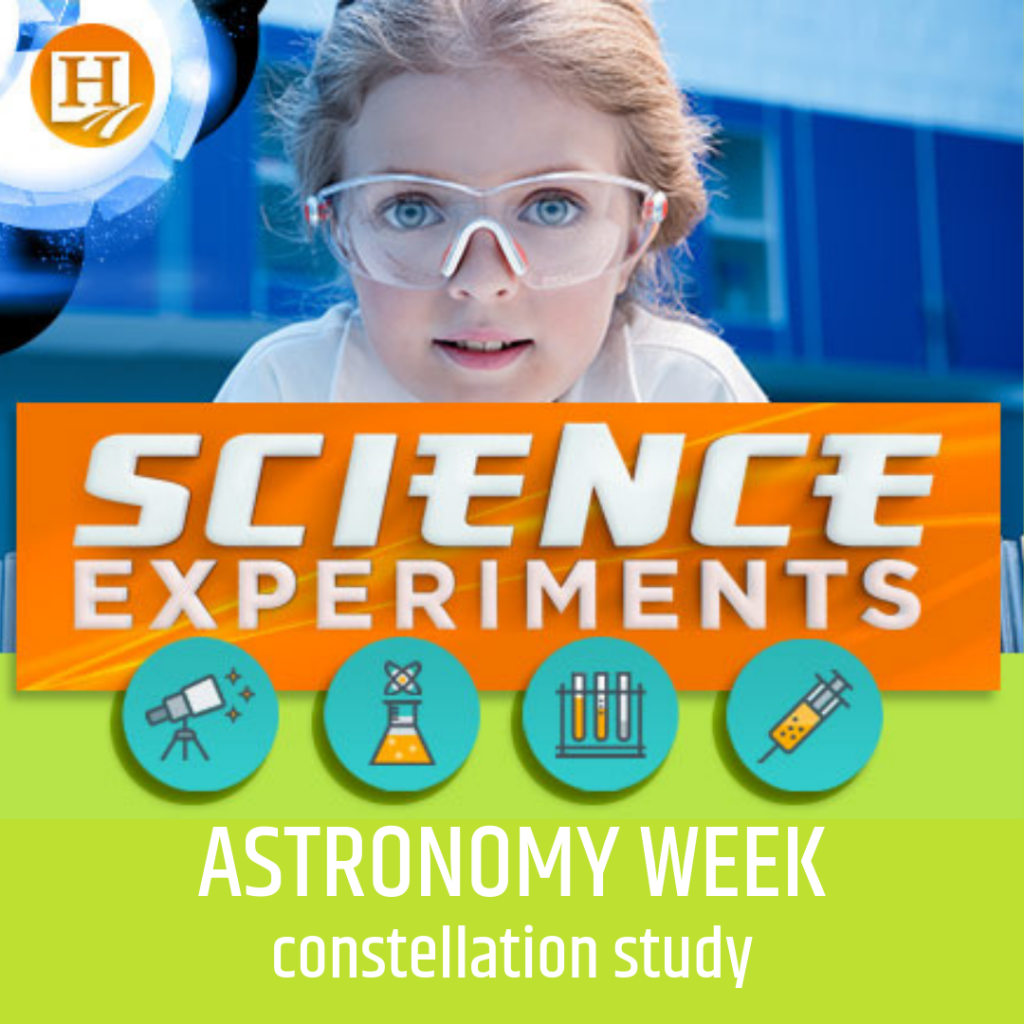 Constellation Study Science Projects