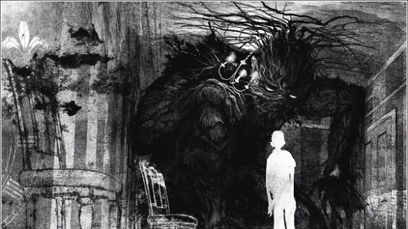 A Monster Calls. Patrick Ness.