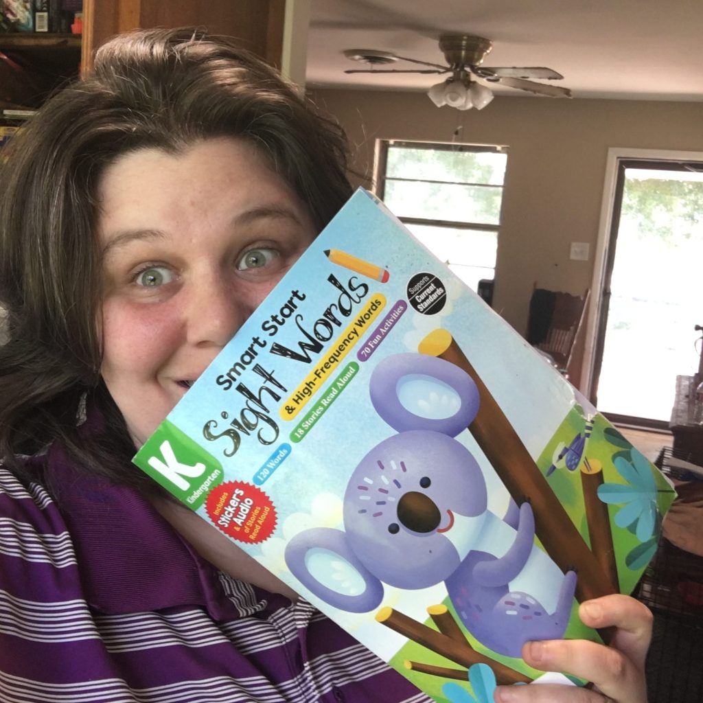 smart start sight words kindergarten review