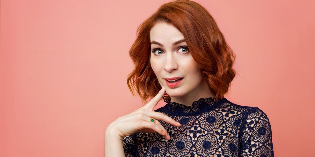"""Felicia Day Attributes Her """"Weirdness"""" to Homeschooling"""