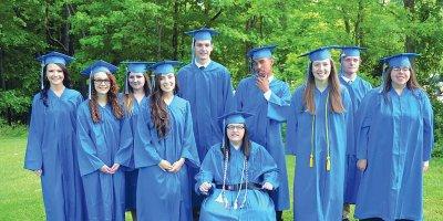 Mid-Ohio Homeschool Graduates