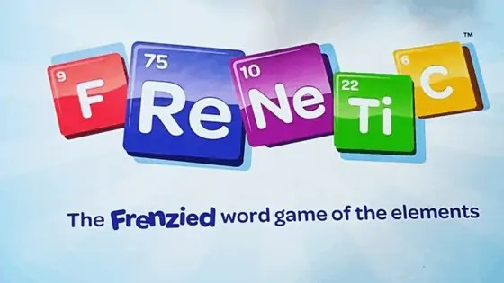 Frenetic - The Best Educational Board Game on the Market