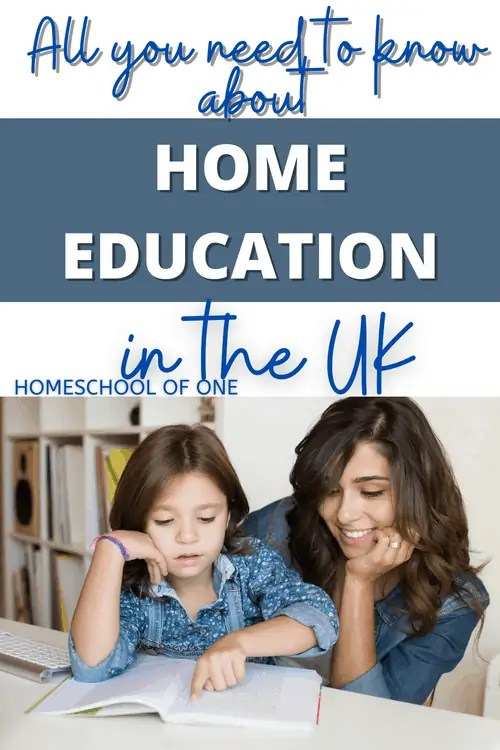 All you need to know about home education in England