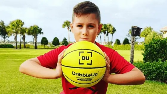 Basketball Gift from Dribble Up
