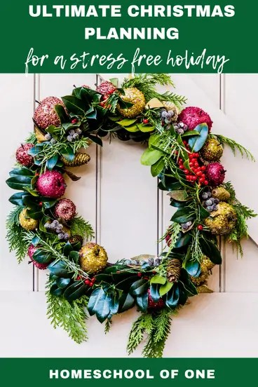 Ultimate Christmas Planning for a stress free holiday #christmas #christmasplanning #christmasplanningprintables #xmasplanning #xmas