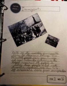 history 16 example