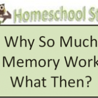 Clearing Up Memory Work -- Why?