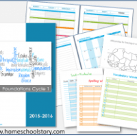 LOOK- CC Foundations Student Planner