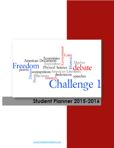 Challenge 1 Planner Cover Pic