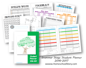 Student and Parent Planners