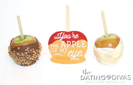 Caramel Apple Party!
