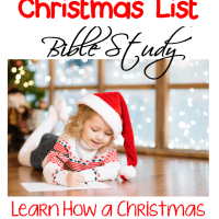 How Christmas Lists Can Teach Your Child About Prayer