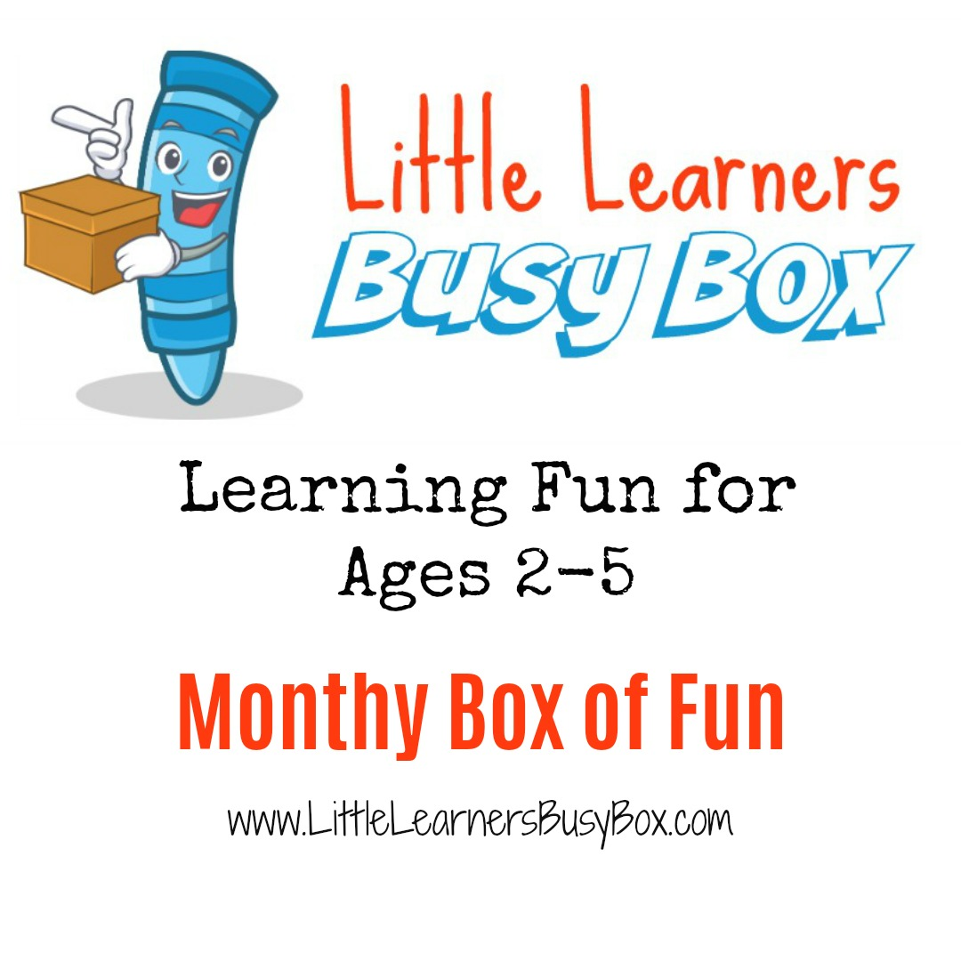 Little Learners Busy Box