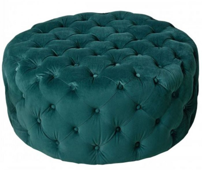 ottoman hassock footstool or pouf