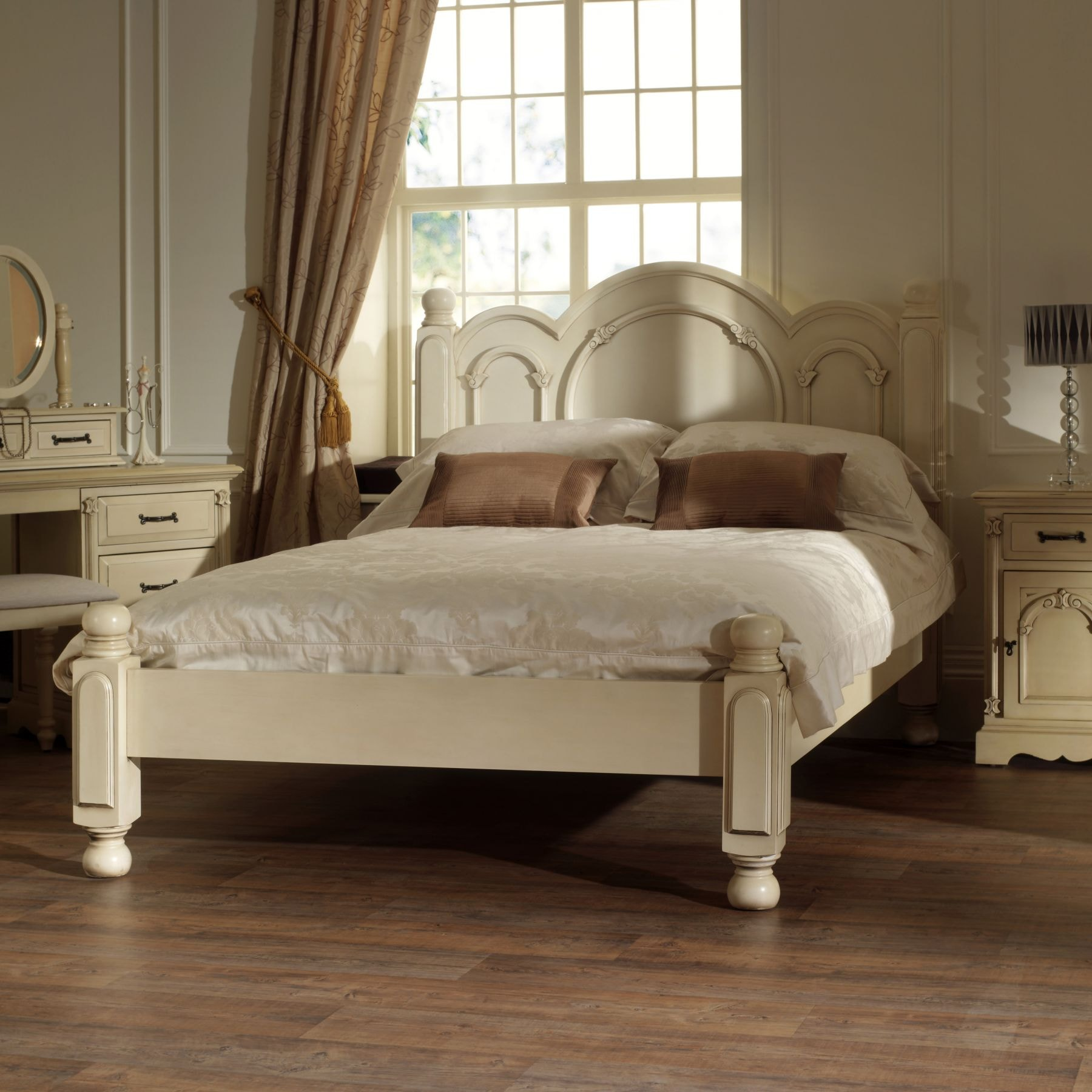 Marvelous Victorian Antique French Bed To Compliment Our Stunning French Interiors