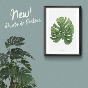 Hippe en stoere prints en posters voor in huis | voor jezelf of als cadeau | www.homeseeds.nl