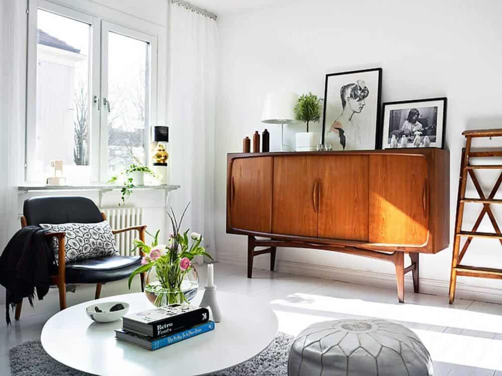 Lees alles over wonen in een vintage interieur op www.homeseeds.nl | Woonstijl vintage