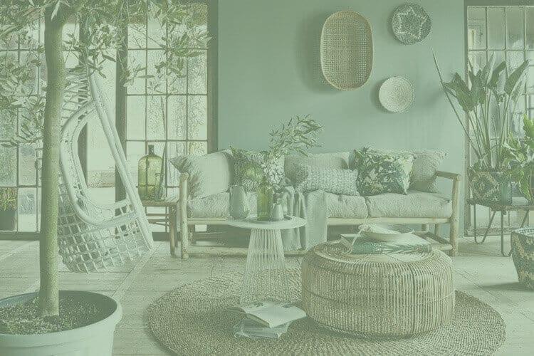Hoe creëer je zelf een botanisch interieur | Woonstijl Botanisch | www.homeseeds.nl | #botanisch #wonen #woontrend