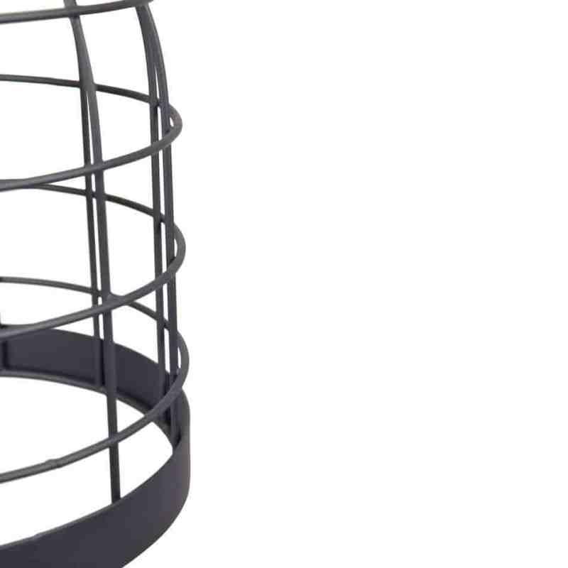 Urban interiors draadlamp bucket small stoer, industrieel en klein