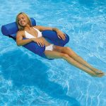 Adult Inflatable Floating Bed