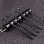 Stainless Steel Extractor Blackhead Remover Needles Acne Pimple Blemish Treatments Face Skin Care Sets Beauty Tools