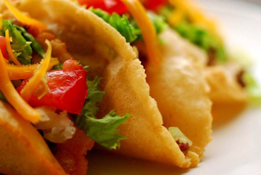 Puffy tacos | Homesick Texan