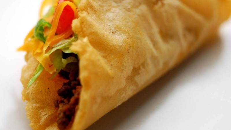Puffy tacos | Homesick Texan