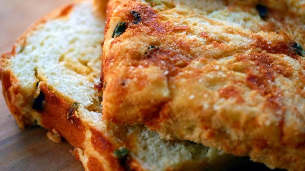 Jalapeno Cheese Bread | Homesick Texan