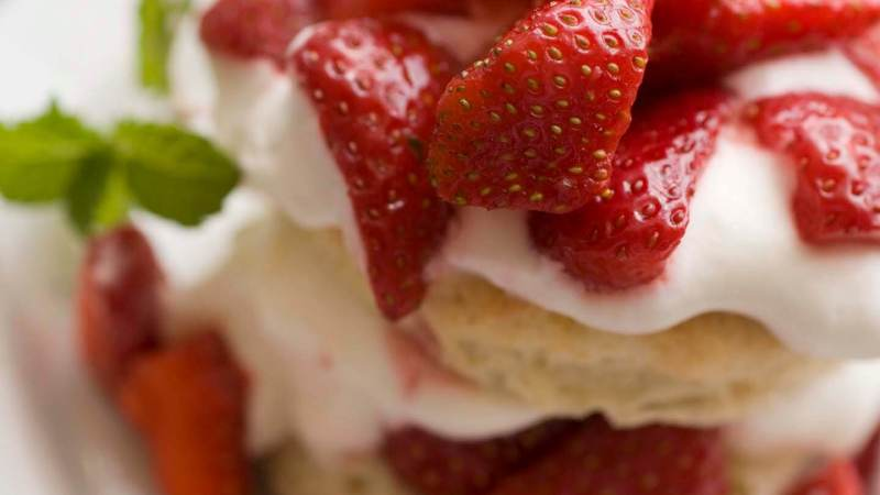Strawberry shortcake | Homesick Texan