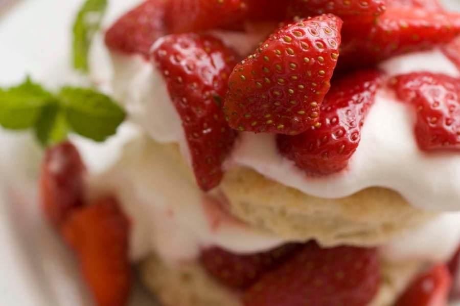 Strawberry shortcake | Homesick Texan