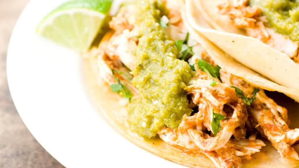 Chipotle chicken tacos | Homesick Texan