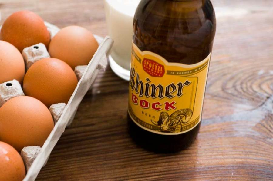 Shiner Bock ice cream | Homesick Texan