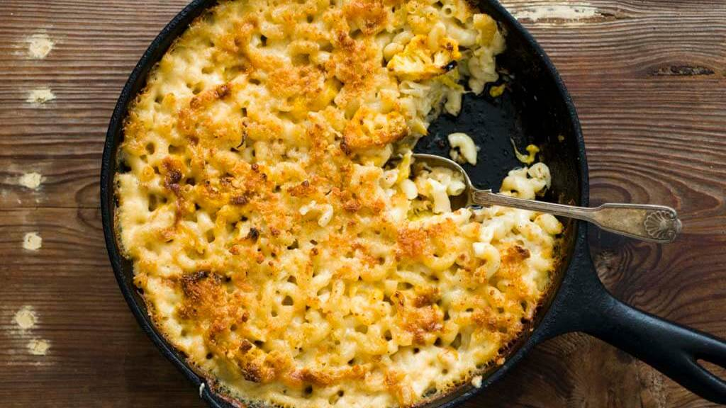 Cauliflower and gruyere mac and cheese | Homesick Texan