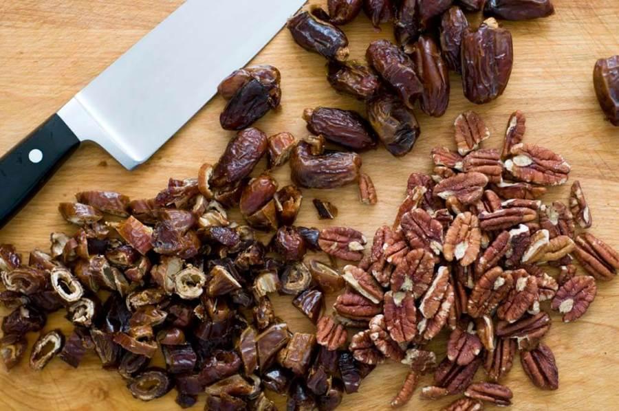 Pecan date fruitcake | Homesick Texan
