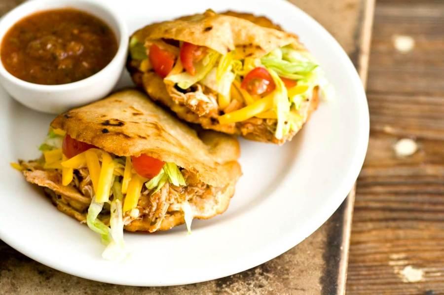 Gordita Food Mexican