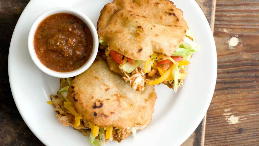 chicken gorditas | Homesick Texan