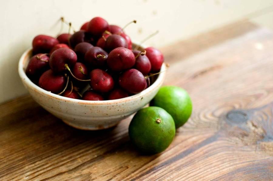Cherry lime Dr Pepper salad   Homesick Texan