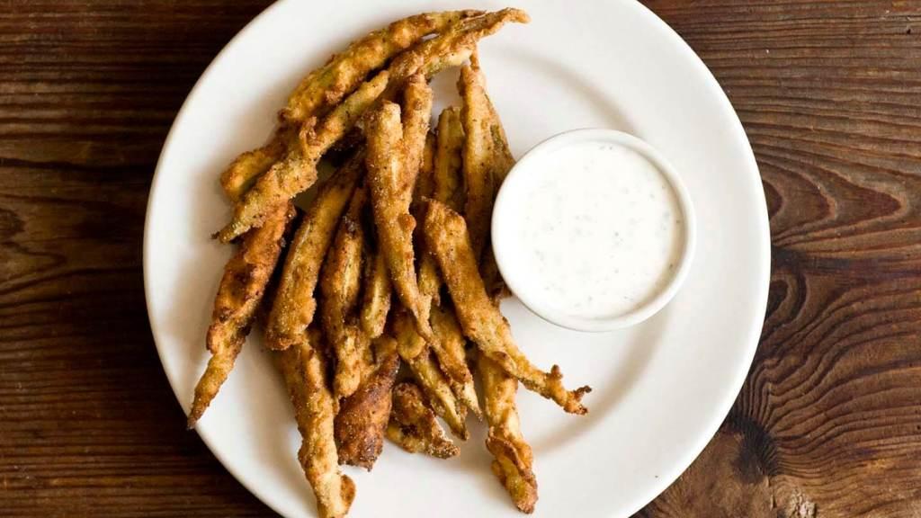 Fried pickled okra | Homesick Texan