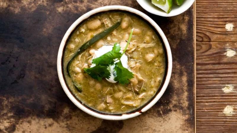 White chicken poblano chili | Homesick Texan