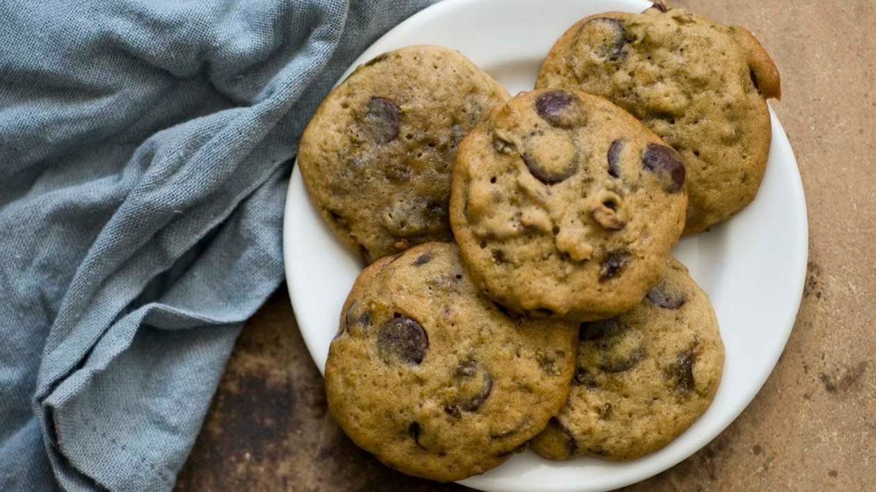 Hatch chile chocolate chip cookies | Homesick Texan